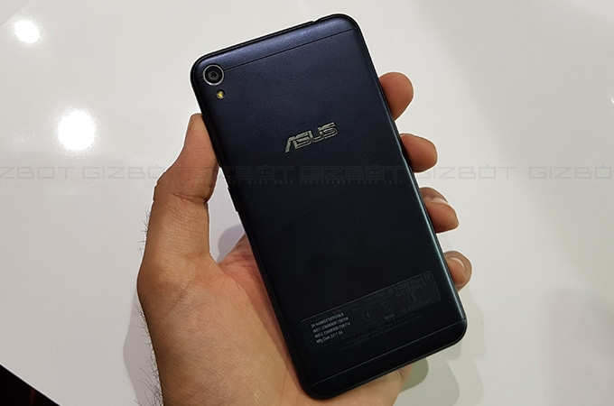 Asus ZenFone Live First Impressions Photos