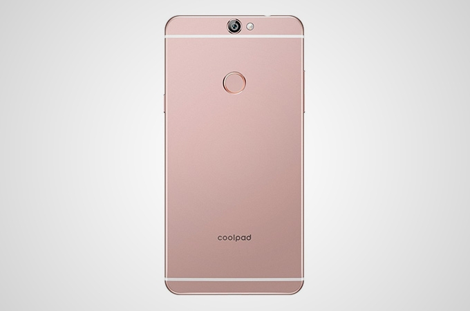 Coolpad Max A8 Photos