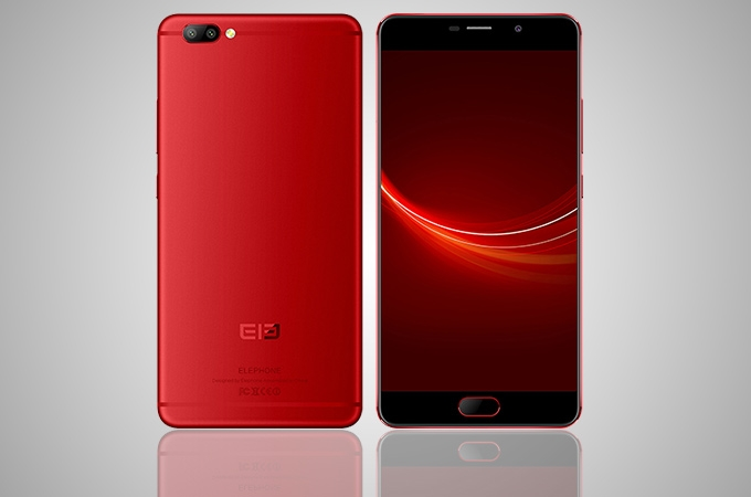 Elephone PlayX Photos