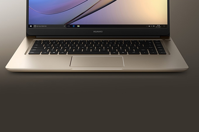 Huawei MateBook D Photos