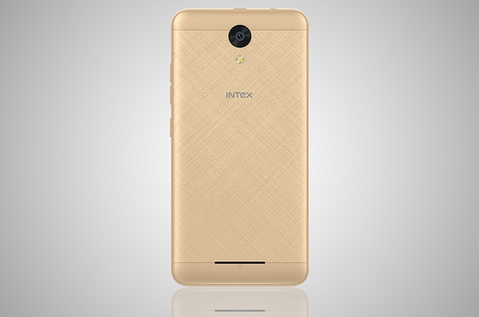Intex Aqua Zenith Photos