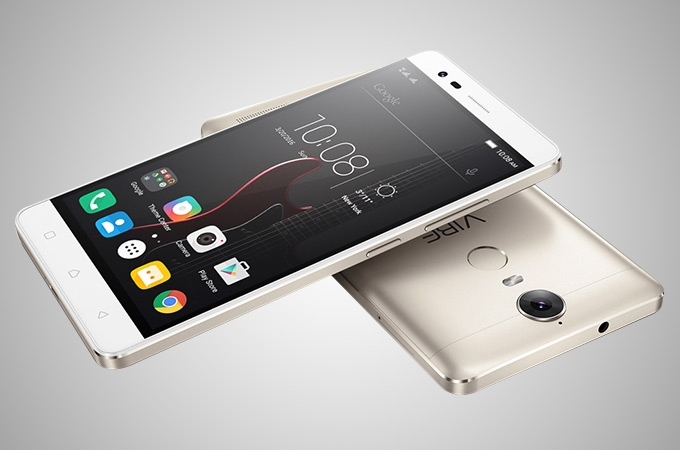 Lenovo Vibe K5 Note Photos