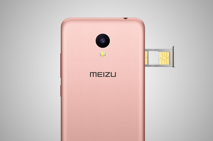 Meizu M5C Photos