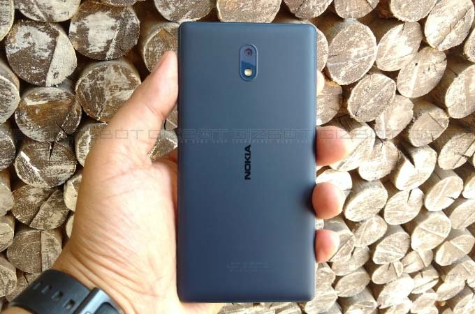 Nokia 3 Review Photos