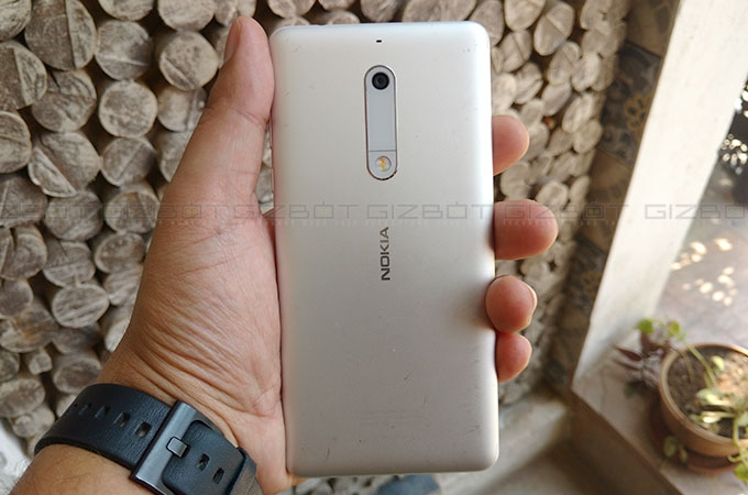 Nokia 6 Review Photos