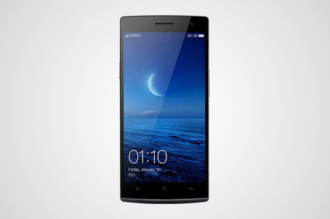 Oppo Find 7A Photos