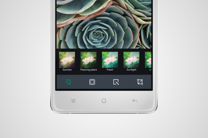 Oppo R7 lite Photos