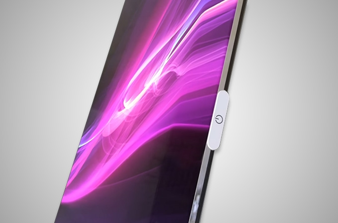 Sony Xperia Edge Concept Design Images [HD]: Photo Gallery
