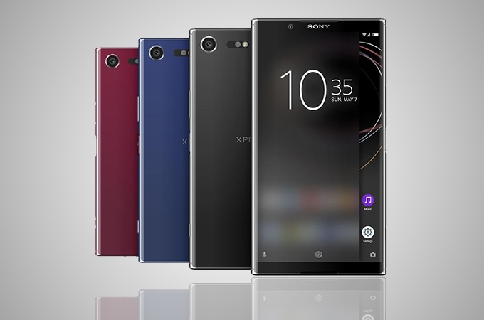 Sony Xperia XZ Ultra and Ultra Wide Concept Photos