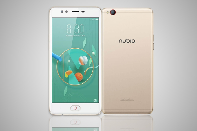 ZTE Nubia M2 Lite Photos