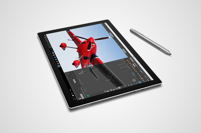 Microsoft Surface Pro 4 Photos