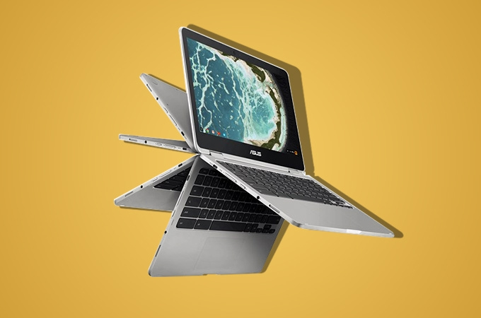 Asus Chromebook Flip C302CA Images [HD]: Photo Gallery of