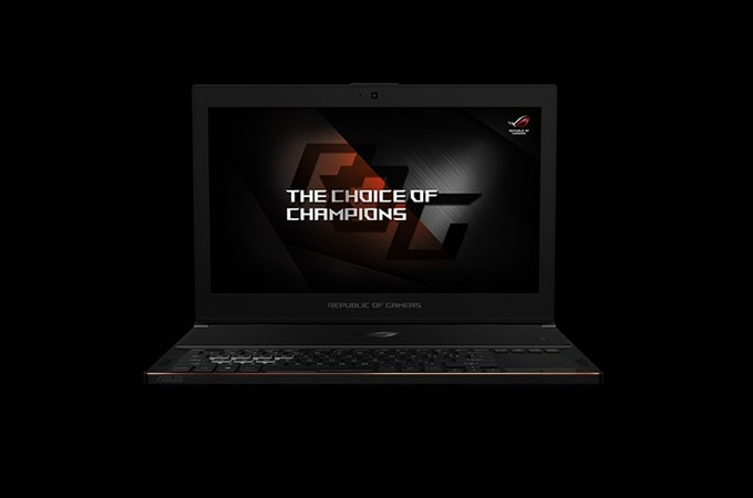 ASUS ROG ZEPHYRUS Photos