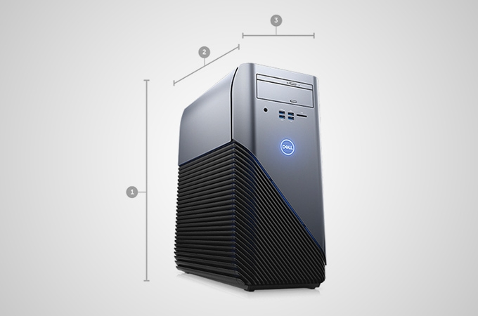 Dell Inspiron Gaming Desktop Photos