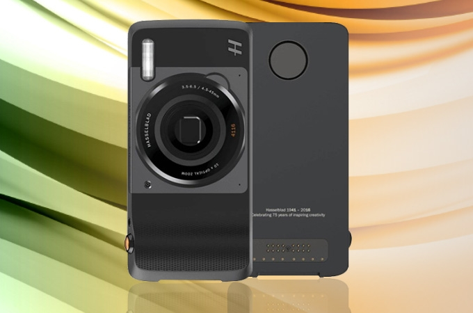 Hasselblad True Zoom Camera Photos