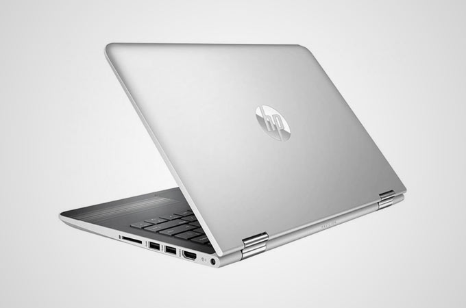 HP Pavilion Core i3 7th gen Photos