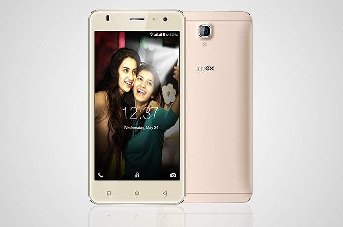 Intex Aqua S3 Photos
