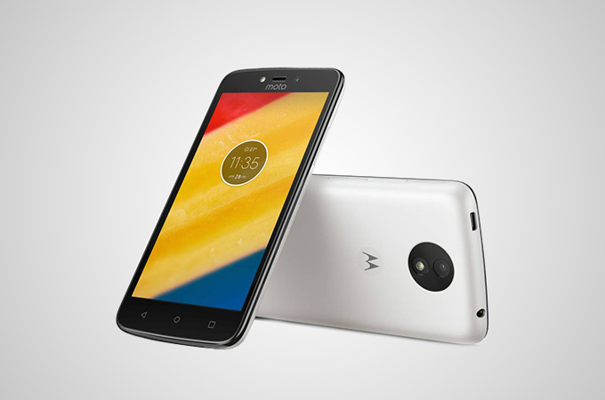 Motorola Moto C Plus Photos