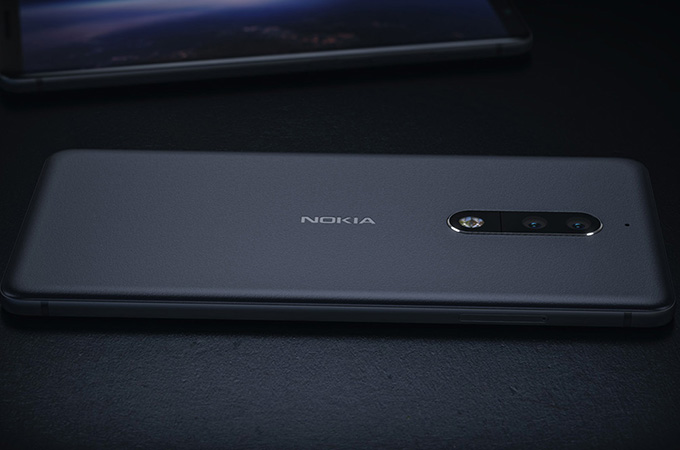 Nokia Vision 2018 Concept Design Photos