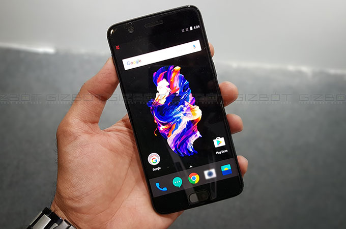 OnePlus 5 First Impressions Photos