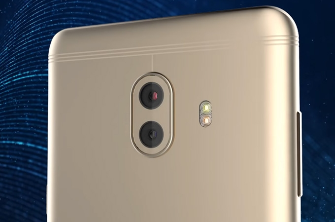 Samsung Galaxy C10 Concept Design Photos