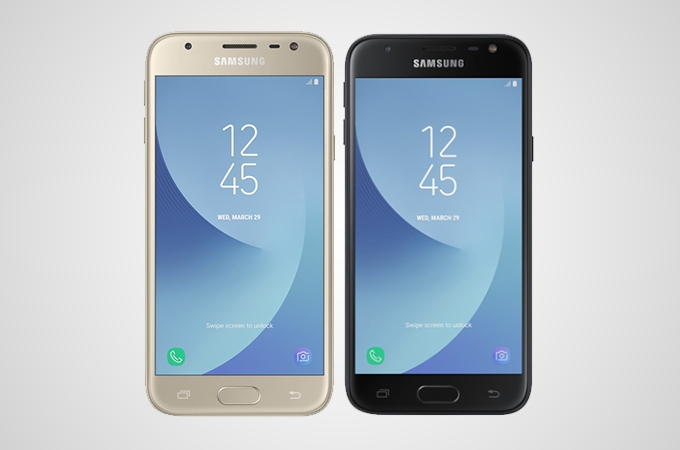 Samsung Galaxy J3 (2017) Photos