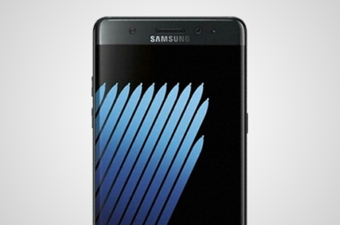 Samsung Galaxy Note 7R Leaked Image Photos