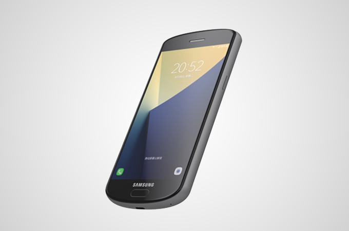 Samsung Galaxy Stellar 2 Concept Design Photos