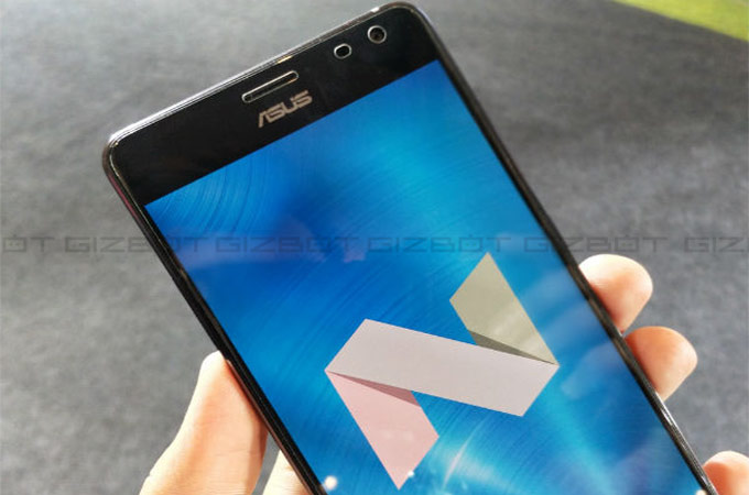 Asus Zenfone AR First Impressions Photos