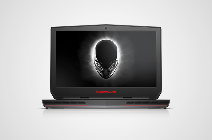 Dell Alienware 15 ANW15-7493SLV Photos