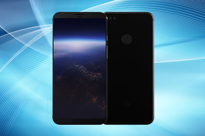 Google Pixel 2 Concept Design Photos