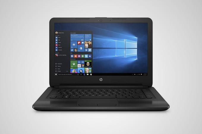 HP Core i3 6th Gen Photos