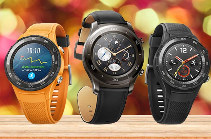 Huawei Watch 2 Photos