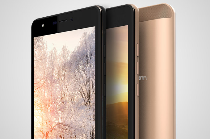 Intex Aqua Power Plus Photos