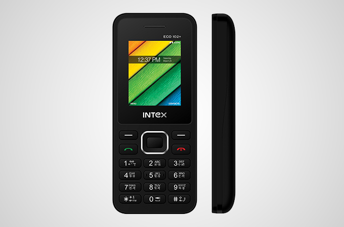 Intex ECO 102+ Photos