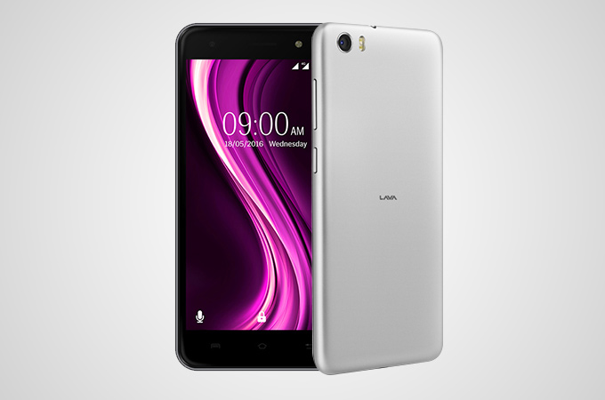 Lava X81 Photos