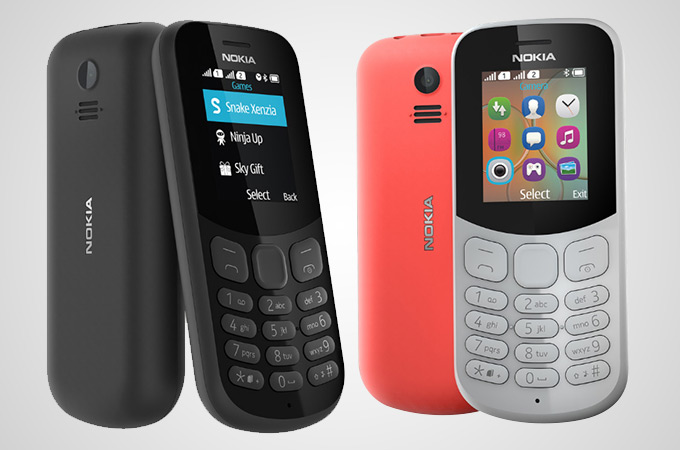 Nokia 130 Photos