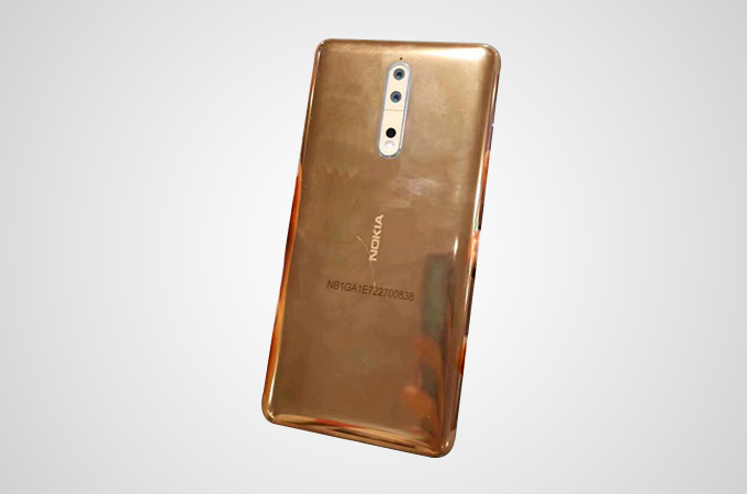 Nokia 8 Concept Design Photos