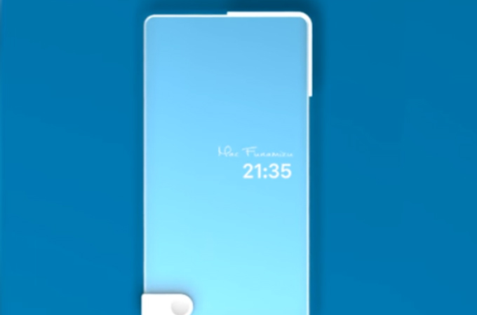 Samsung Galaxy X Glass Concept Design Images Hd Photo Gallery Of