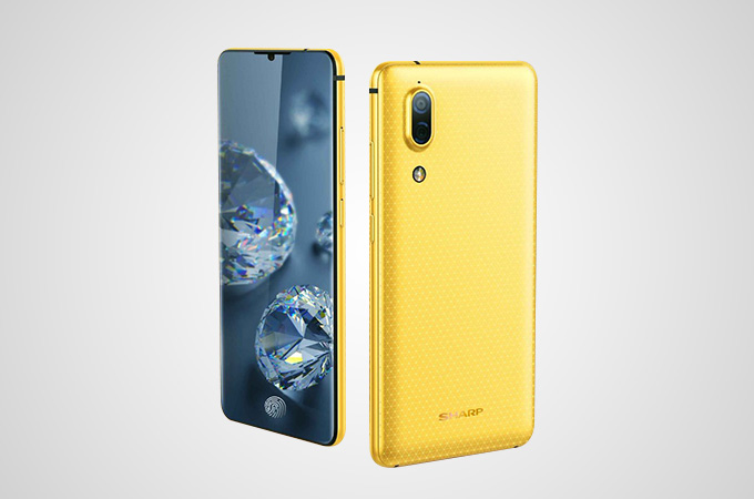 Sharp Aquos S2 Leaked  Photos