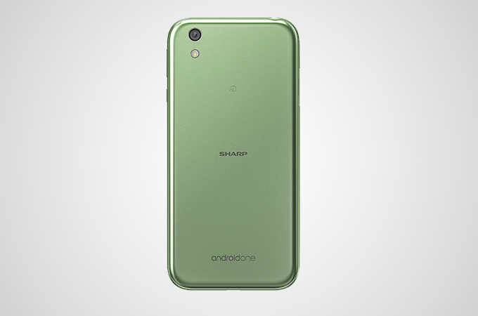 Sharp X1 Android One Photos