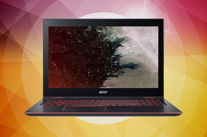 Acer Notebooks Nitro 5 Spin Photos