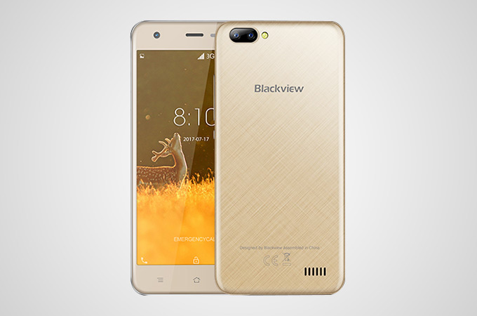 Blackview A7 Photos