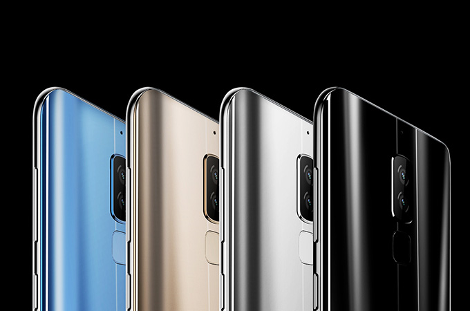 HOMTOM S8 Photos