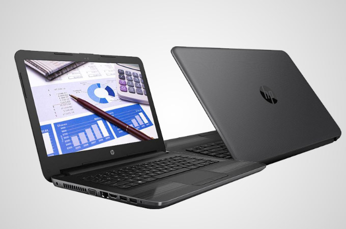 HP G5 APU Dual Core A4 Photos