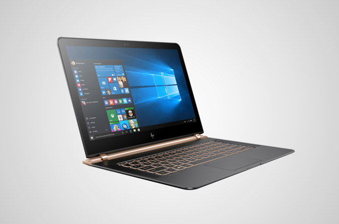 HP Spectre 13t Photos