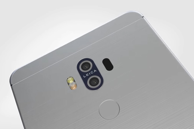 Huawei Mate 10 Concept Design Photos