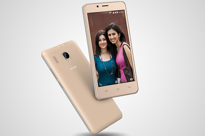 Intex Aqua Style 3 Photos