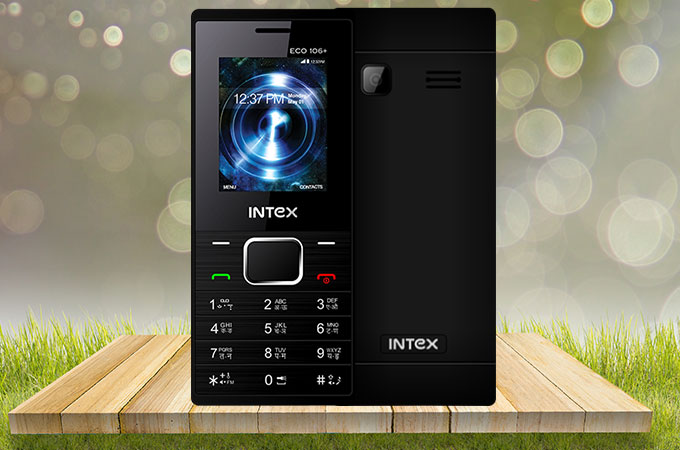 Intex Eco 106 Plus Photos