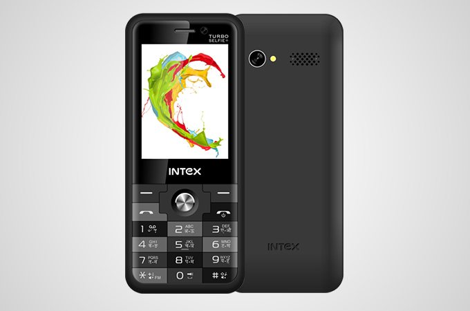 Intex Turbo Selfie Plus Photos